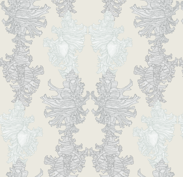 Murex by Patricia Braune, with Bay colourway