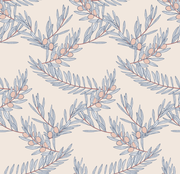 Olivia by Patricia Braune, with Cielo colourway