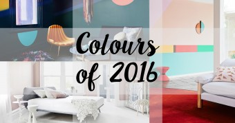 Colours for 2016